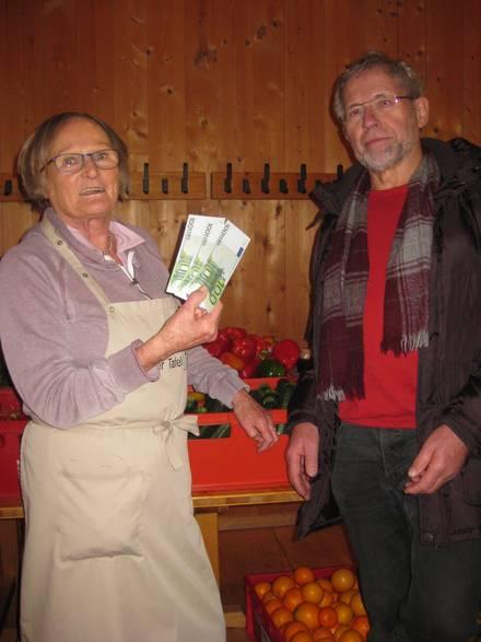 Ingrid Sämmer und Peter Raithel